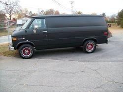 1986 Chevrolet Van