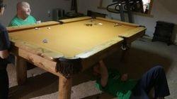 Pool table 10