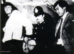 BURNLEY TOWN HALL CELL ESCAPE  18TH MAY 1984
