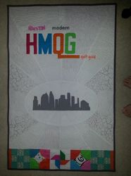 Houston Modern Quilt Guild Banner