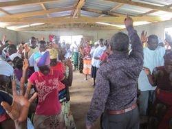 Ganta, Liberia with Apostle John Ebegbuna