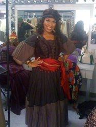 """Backstage in """"Il Trovatore"""""""