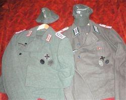 Hugo Primozic uniform set:
