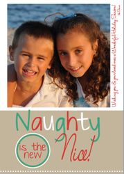 Naughty is the New Nice!