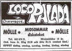 Hotell Molleberg 1969