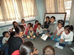 Children's class- 2012