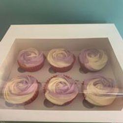 2 tonne swirl cupcakes