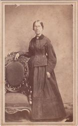 Mrs. Dolly Leftwich of Charlottesville, Virginia