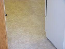 Kitchen Flooring (after)