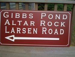 GIBBS POND/ALTAR ROCK