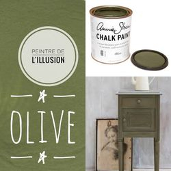 Olive Chalk Paint Annie Sloan