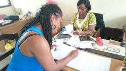 Visit to Osu Children's Home, Ghana
