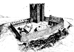 Audley's Reconstruction, Strangford, County Down
