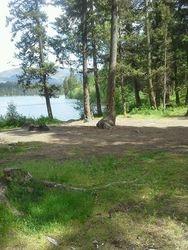 The original Camping Spot Summer Solstice 2013