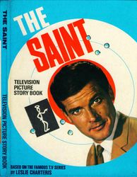 The Saint Television Picture Story Book