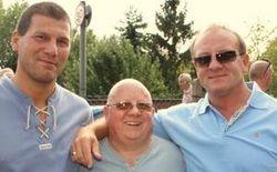 Johnny Kidd, Tom Thumb- Neil Evans, Mal Sanders