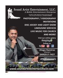 Diego Ramirez / Sound Artist Entertainment