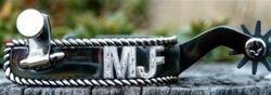 MJF custom brand