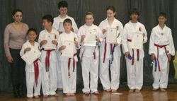 The Red belts