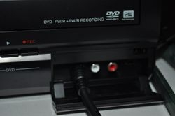 DVR to DVD hook-up