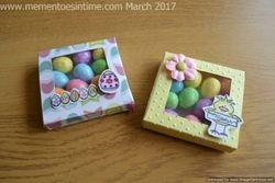 Mini Easter Egg Boxes