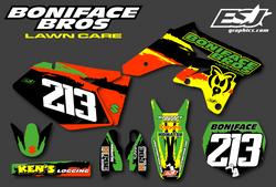 Boniface Bros RMZ250