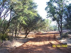 Soon to be entrance of the ranch