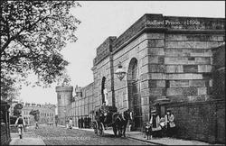 Stafford Prison. c1900