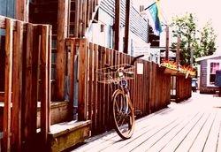 Provincetown Side Street