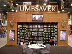 Limbsaver Booth