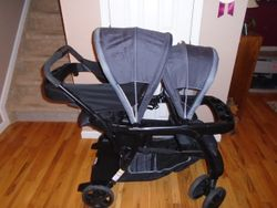 Graco Ready2Grow Click Connect Double Stroller - $120