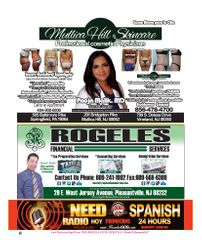 MULLICA HILL SKINCARE / ROGELES FINANCIAL SERVICES / RUMBA609