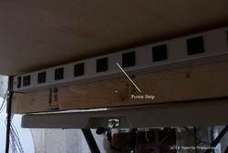 Power Strip Installation