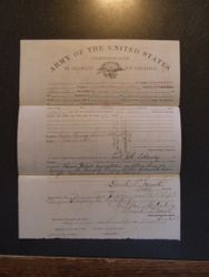 Military Service Records - Disability Discharge