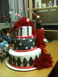 Guys & Dolls Cake