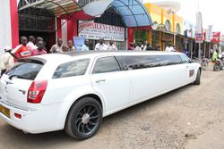 Limousine For hire