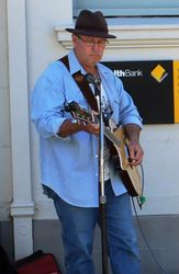 Port Augusta Street Market Music