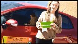 Driving School Blackburn, Melbourne - Testimonial - Nicole Cooper