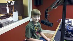 Riley on the Steve and Julie Show