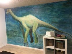 Dinosaur-rummet - Børnehuset Næsdal