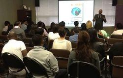 Seminar in Toronto, Canada