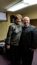 Elder Kim and Phyllis Moen