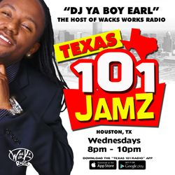 Texas 101 Jams Radio, Houston, TX