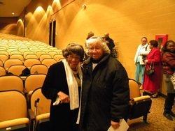 Mrs. Ethel Sims and Mrs. Margaret Kimberlin