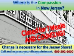 NJ Only Dispensary Closed for 7 weeks