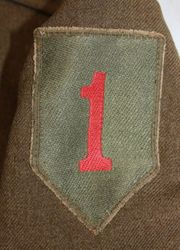 1st Infantry, T-Staff Sergeant, at Trials: