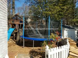 skywalker trampoline removal service in upper marlboro MD