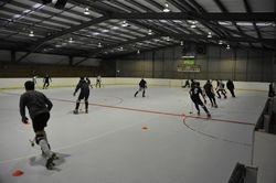 NZ Training Camp 2015