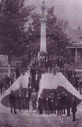Confederate Monument Reunion