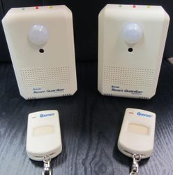 Room Guardian Motion Detectors